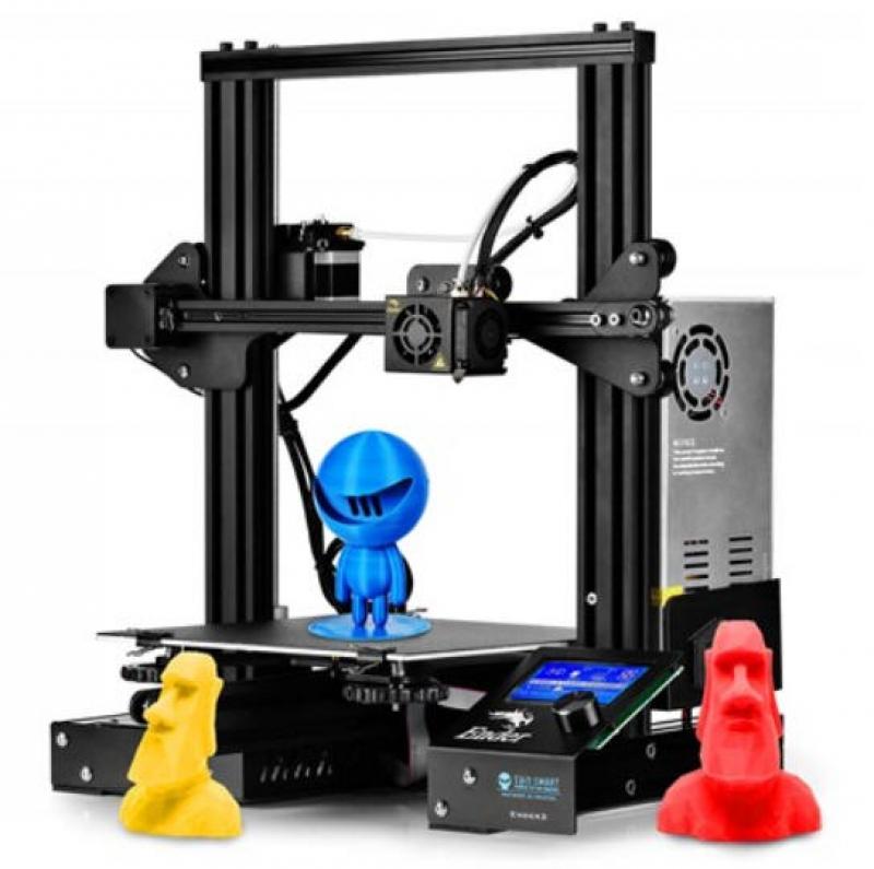 ihocon: SainSmart x Creality Ender-3 3D Printer 印表機