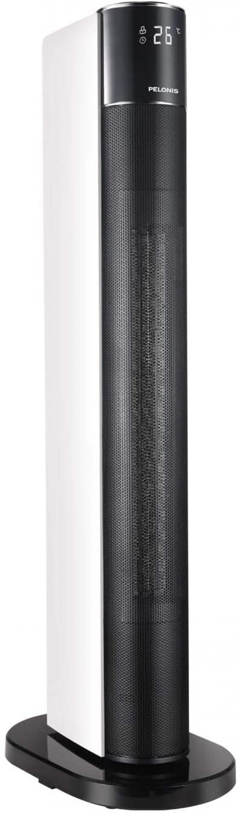 ihocon: PELONIS PHTA8AWB Tower Space Heater, 36.5 x 15.5 x 10 Inches電暖爐