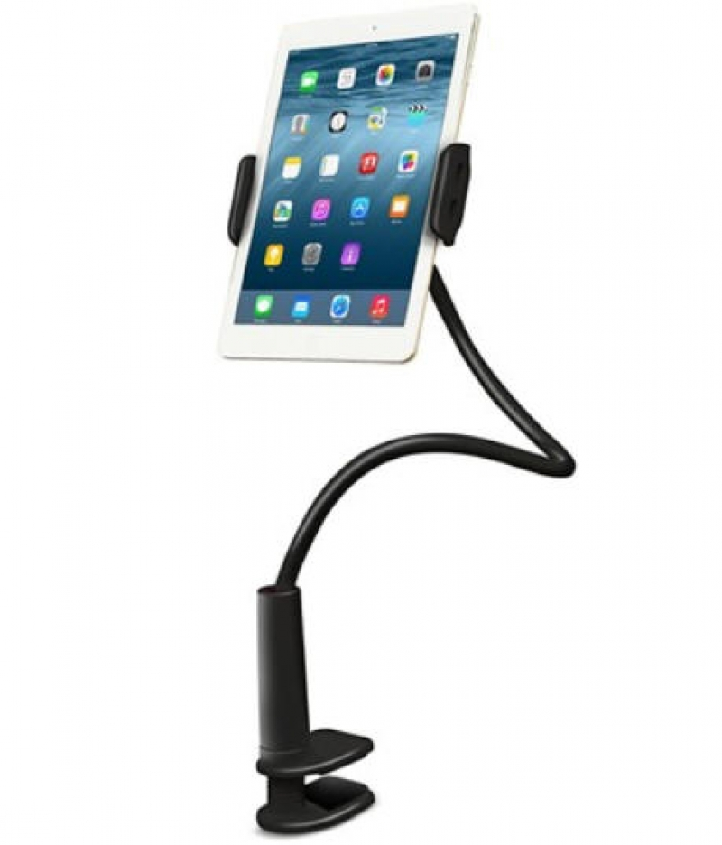 ihocon: Aduro Solid Grip Gooseneck Tablet Mount 手機/平板電腦固定架