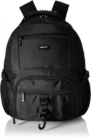ihocon: AmazonBasics Premium Backpack  背包
