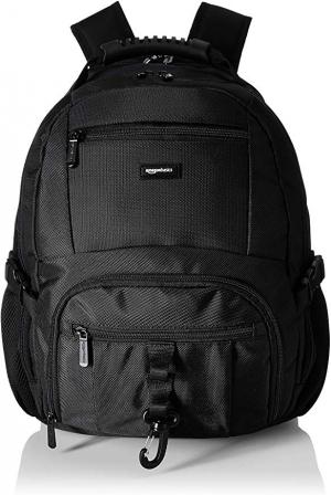 ihocon: AmazonBasics Premium Backpack  背包