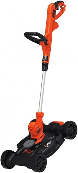 ihocon: BLACK+DECKER BESTA512CM Electric Lawn Mower 3合1 電動除草機
