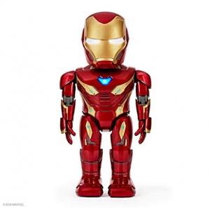 [新低價, APP操控, 可自訂程序] UBTECH Marvel Avengers Mk50 鋼鐵人機器人$164.31免運(原價$249.99)