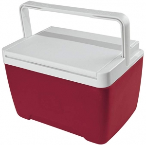 ihocon: Igloo Island Breeze Cooler (Diablo Red, 9-Quart) 保冷箱