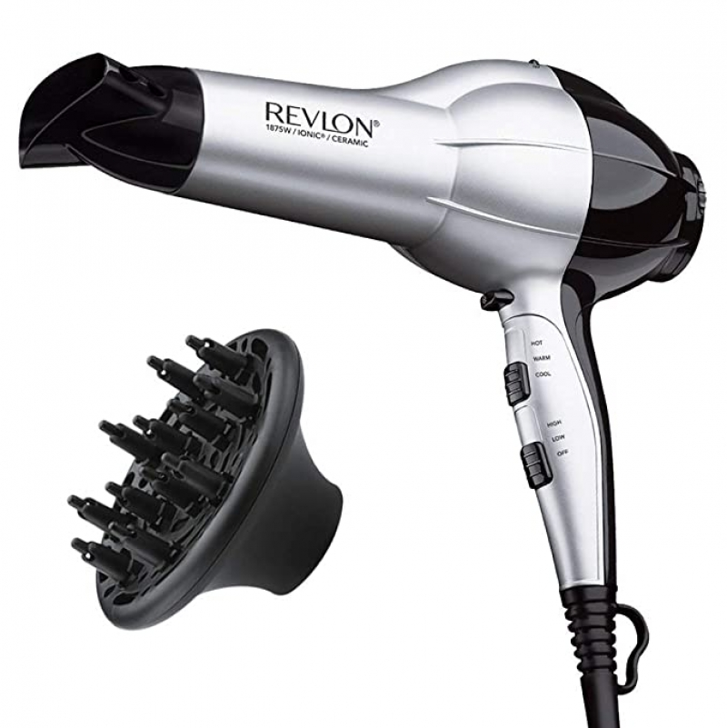 ihocon: Revlon 1875W Shine Boosting Hair Dryer 露華濃吹風機