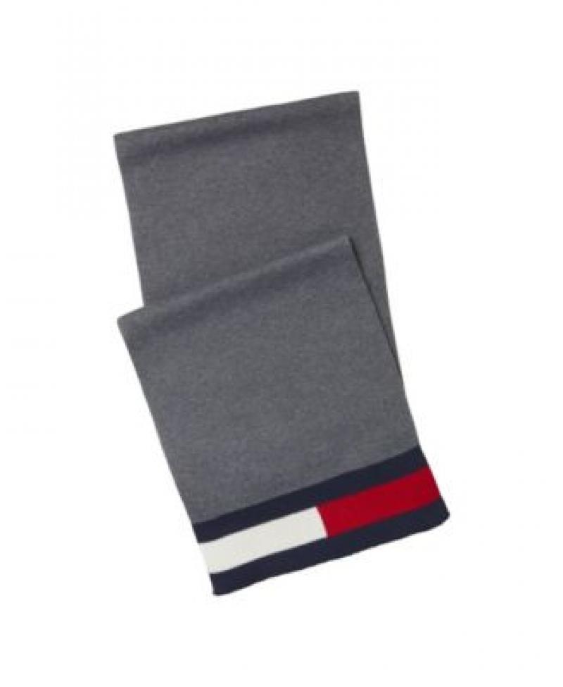 ihocon: Tommy Hilfiger Men's Scarf  男士圍巾