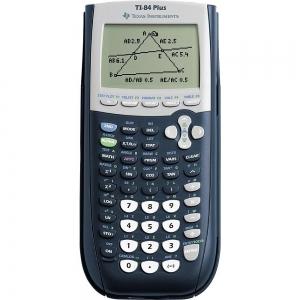 ihocon: Texas Instruments TI-84 Plus Graphing Calculator, 10-Digit LCD 德州儀器繪圖計算機