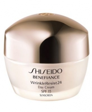 ihocon: Shiseido Benefiance WrinkleResist 24 Day Cream SPF 18, 1.7 oz 日霜