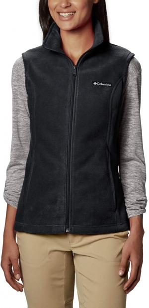 ihocon: Columbia Women's Benton Springs Soft Fleece Vest 女士背心