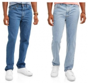 ihocon: George Men's Regular Fit Jeans, 2-Pack