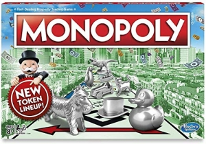 ihocon: 桌遊 - Monopoly Classic Game 大富翁