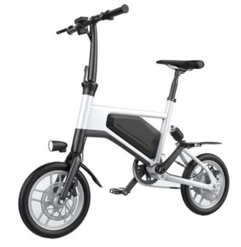 ihocon: GlareWheel EB-X5 Electric Bike Urban Fashion High Speed 15mph Foldable Easy Carry 電動折疊自行車