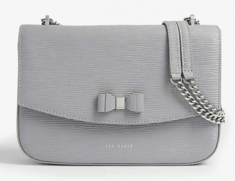 ihocon: TED BAKER Danieel leather shoulder bag 真皮單肩包