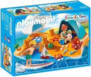[新低價] PLAYMOBIL玩具 Family Beach Day $9.49(原價$24.99)