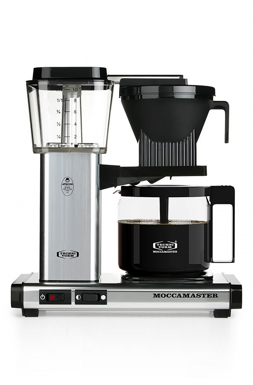 ihocon: Technivorm Moccamaster 59616 KBG, 10-Cup Coffee Maker 濾泡式咖啡機
