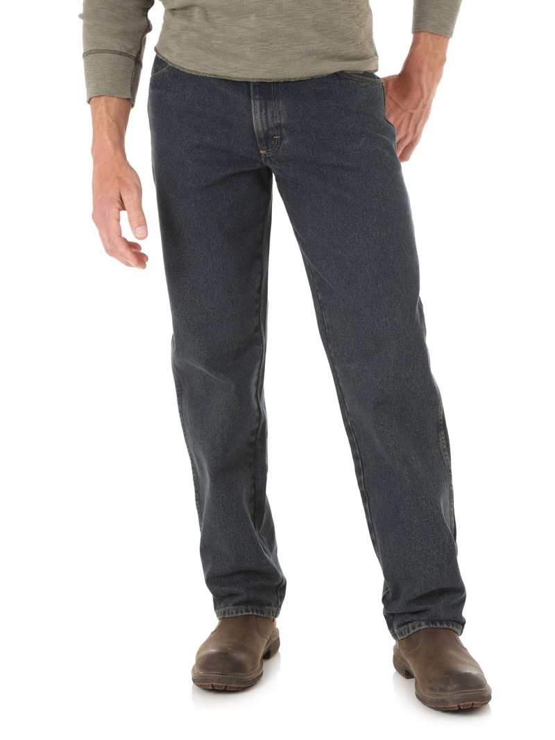 ihocon: Rustler Men's and Big Men's Relaxed Fit Jeans 男士牛仔褲