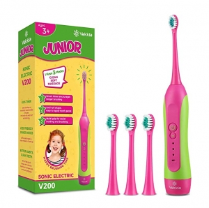 ihocon: Sonic Rechargeable Kids Electric Toothbrush充電式兒童電動牙刷