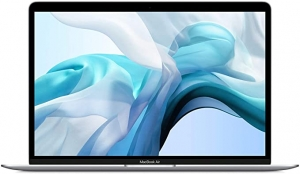 ihocon: [最新款] Apple MacBook Air 13 WQXGA Laptop with Intel Core i3 / 8GB / 256GB SSD / Win 10 (Early 2020, Silver)