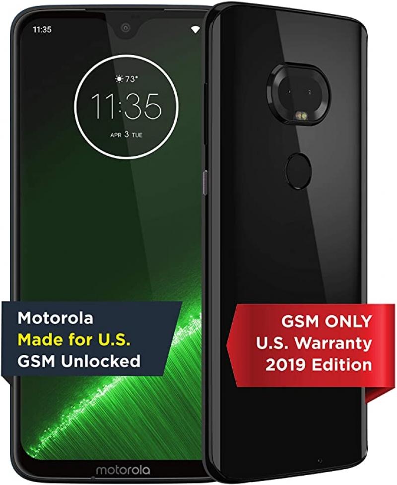 ihocon: [Unlocked無鎖] Motorola Moto G7 Plus 4/64GB 智能手機