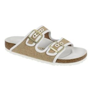 ihocon: Birkenstock Arizona Nature Jute Sandals 勃肯天然黃麻編織涼鞋