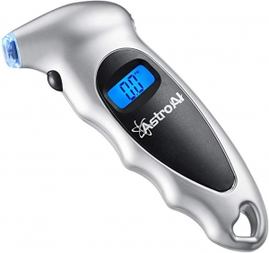 ihocon: AstroAI Digital Tire Pressure Gauge 150 PSI電動測胎壓計