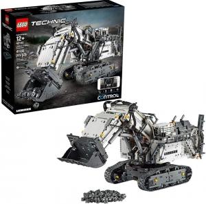 [新低價] LEGO Technic Liebherr R 9800 挖掘機, 4108 pieces $334.99(原價$539.99)