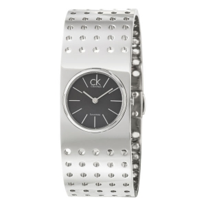 ihocon: Calvin Klein Grid Women's Casual Watch 女士手環錶