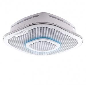 ihocon: First Alert Alexa Enabled Smoke Detector and Carbon Monoxide Detector Alarm with Premium Home Speaker 一氧化碳及偵煙報警器