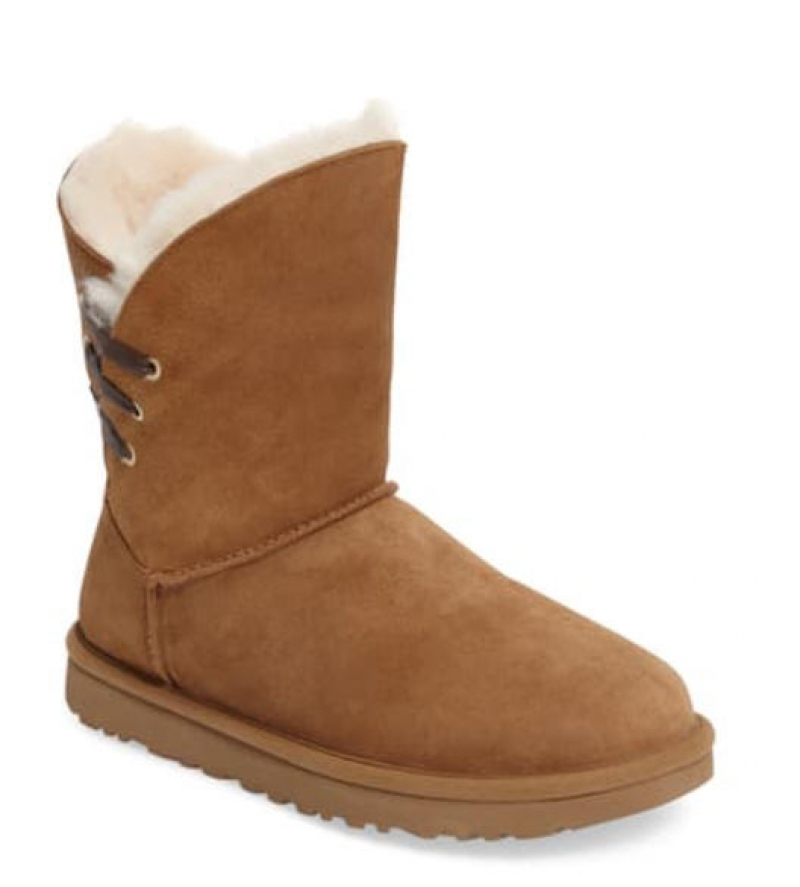 ihocon: UGG Constantine Genuine Shearling Lined Boot 女靴-多色可選