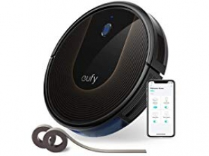 ihocon: eufy BoostIQ RoboVac 30C with 13.2 ft Boundary Strips and Remote智能吸地機器人