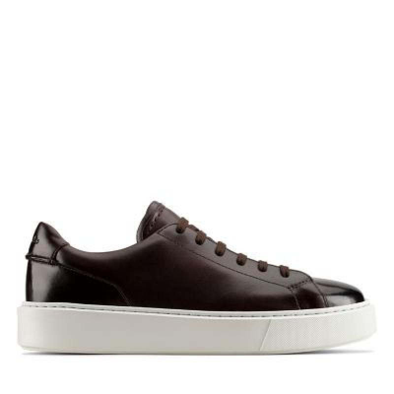 ihocon: Clarks Hero Lite LaceBrown Leather 男鞋