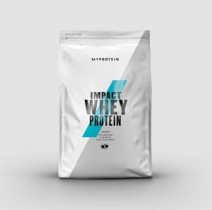 ihocon: Myprotein Impact Whey Protein 5.5-lb. Pouch蛋白粉-多種口味