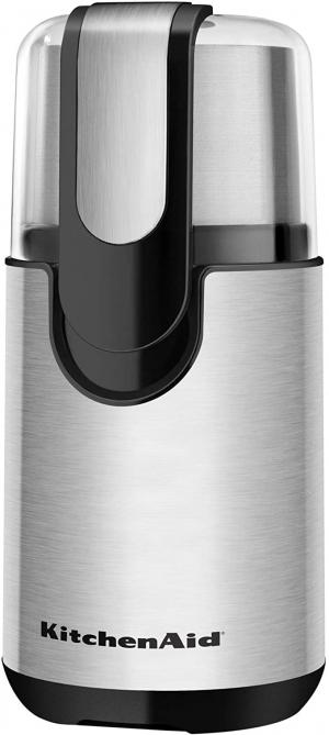 ihocon: KitchenAid BCG111OB Blade Coffee Grinder 電動咖啡研磨機