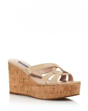 Stuart Weitzman 女士 Wedge Sandals $135(原價$375)
