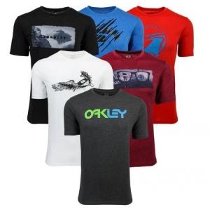 Oakley 男士短袖衫(花色不一定) $8.99(原價$30)