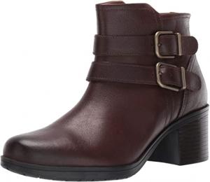 ihocon: Clarks Women's Hollis Pearl Fashion Boot 女靴