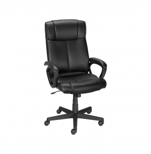 ihocon: Staples Turcotte Luxura Faux Leather Computer and Desk Chair 仿皮辦公椅/電腦椅