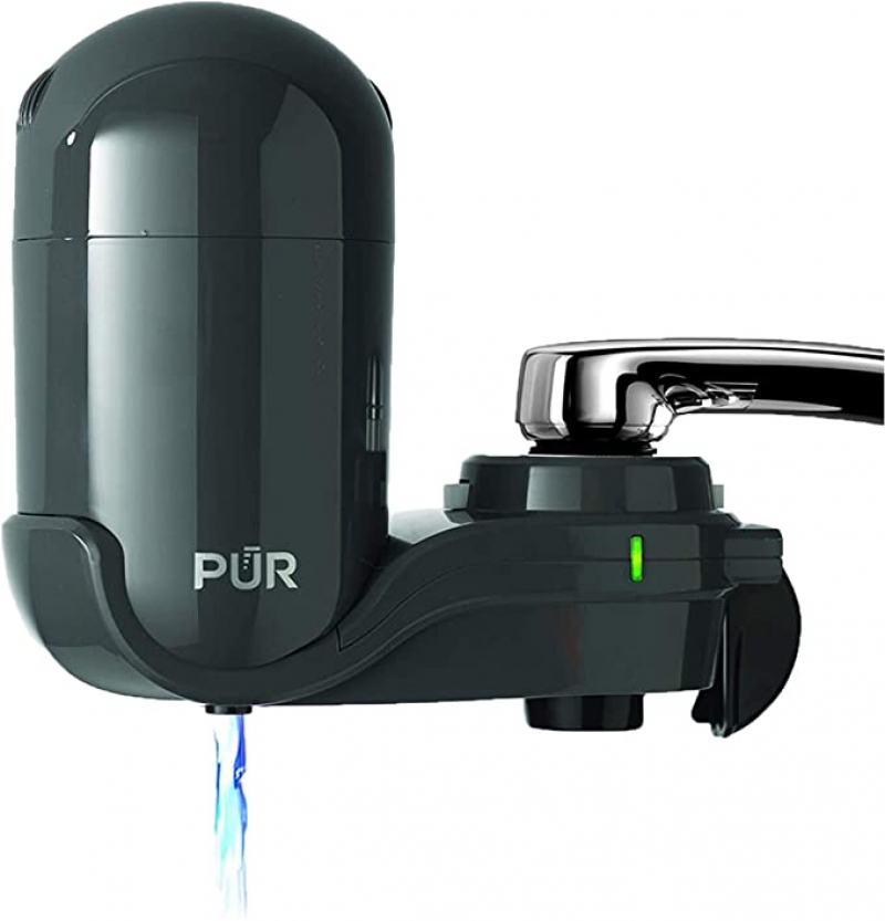 ihocon: PUR Faucet Mount Water Filtration System 水龍頭濾水器