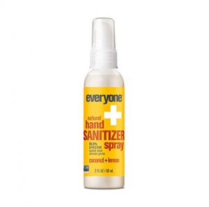 ihocon: Everyone Hand Sanitizer Spray, Coconut + Lemon, Travel-Size, 2 Ounces, 6 Count 洗手液噴劑