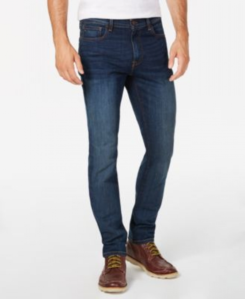 ihocon: Tommy Hilfiger Men's Straight Fit Stretch Jeans 男士牛仔褲-多色可選