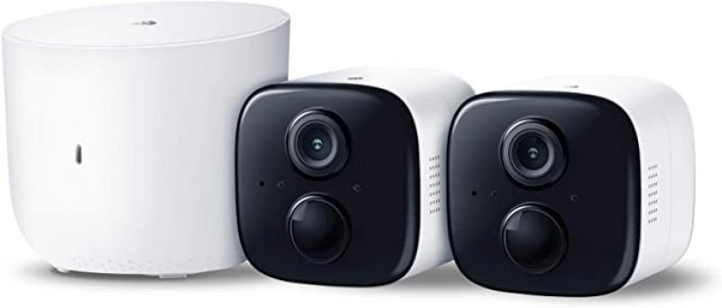 ihocon: TP-Link Kasa Smart Spot Home Security Camera System Wireless Outdoor & Indoor Camera 智能居家安全監視鏡頭