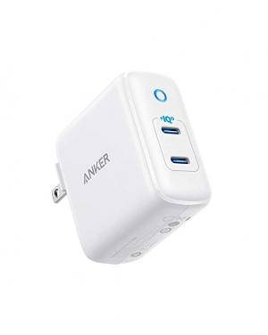 ihocon: Anker 36W 2-Port PIQ 3.0 USB C Charger for iPhone 11/11 Pro / 11 Pro Max/XR/Xs/Max/X, Galaxy, Pixel, iPad Pro 充電器, 36 2端口 3.0  壁式充電器,  ,可折疊插頭, 11/11  / 11 的電源傳輸 /  /  /  / ,,, 和更多