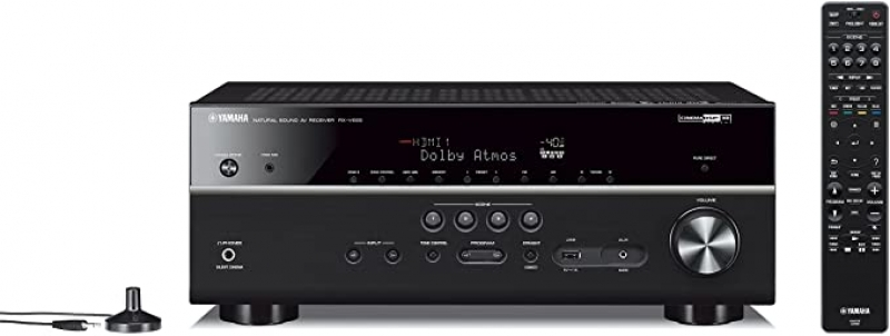 ihocon: Yamaha RX-V685 7.2-Channel AV Receiver with MusicCast