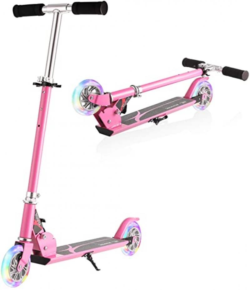 ihocon: WeSkate kids Foldable Scooters 兒童折疊滑板車