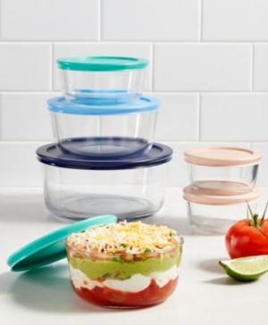 ihocon: Pyrex 12-Pc. Storage Set 玻璃保鮮盒