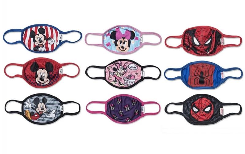 ihocon: Disney迪士尼兒童口罩3個-多種花色