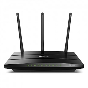 ihocon: TP-Link AC1750 Smart WiFi Router - Dual Band Gigabit Wireless Internet Routers for Home, Works with Alexa, Parental Control 雙頻智能路由器
