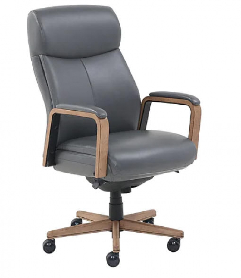 ihocon: La-Z-Boy Landon Premium Bonded Leather Executive Chair電腦椅/辦公椅