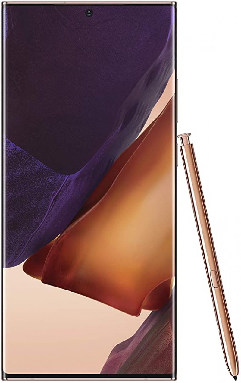 ihocon: Samsung Galaxy Note 20 Ultra 5G Factory Unlocked 128GB 無鎖手機