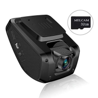 ihocon: MELCAM Car Dash Cam with 32GB SD Card, FHD 1080P, 3 LCD Screen, Driving Recorder with Sony Video Sensor, Parking Mode, 150° Angle, Loop Recording, Night Vision 行車記錄器, 含32GB記憶卡